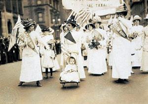 8 mars : Une journée pour fêter la femme