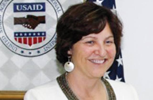 Maroc : une femme aux commandes de l USAID