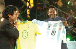 Maradona, Pelé et Negrete : les plus beaux buts du Mondial