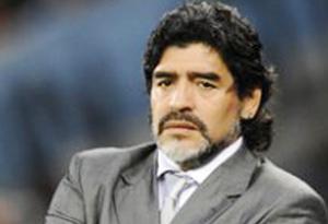 Maradona candidat pour le poste de sélectionneur
