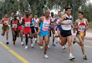 Marathon international de Marrakech : la 21ème édition réunira plus de 5.000 athlètes