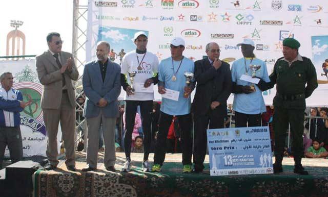 Athlétisme : 2.600 athlètes au Semi-marathon international de Laâyoune