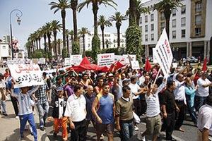 Dispersion de marches non autorisées : Des commerçants dénoncent les troubles et les pertes causés par les manifestations