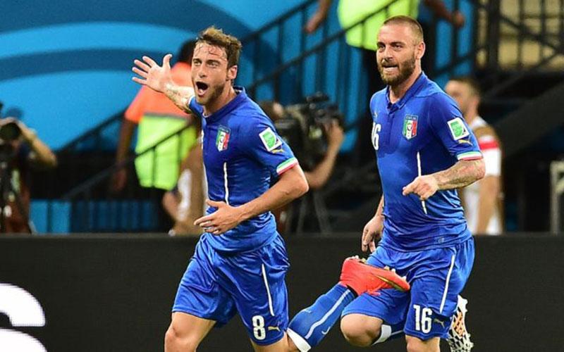 Coupe du monde 2014 : L'Italie règne en Amazonie