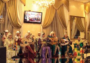 Le mariage tétouanais célébré dans la pure tradition