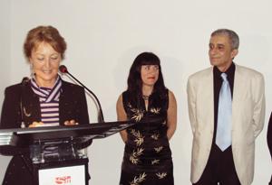 Exposition d'Abdelkrim Ouazzani et Nathalie Junod-Ponsard