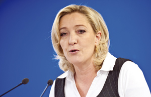 France : Marine Le Pen met Nicolas Sarkozy dans tous ses états