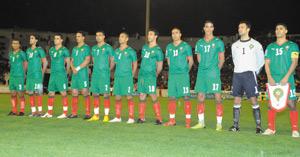 L'équipe nationale à la 65ème place, l'Egypte dans le top ten