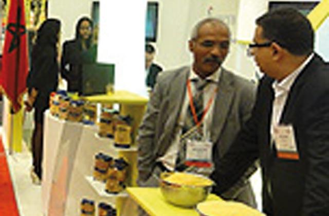L agroalimentaire marocain promu à Dubaï