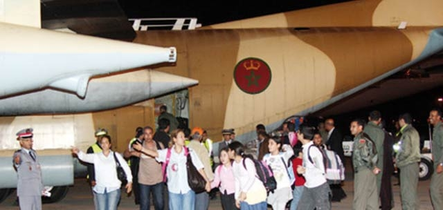 Environ 200 Marocains rapatriés de Syrie
