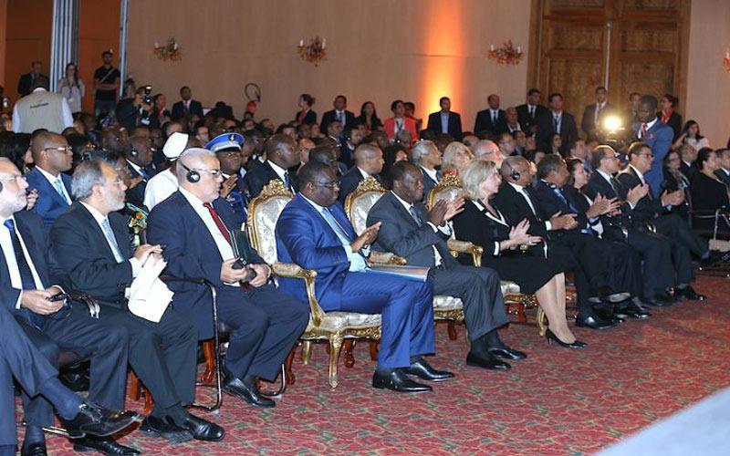 Ouverture à Marrakech du 9è Forum pour le développement de l'Afrique