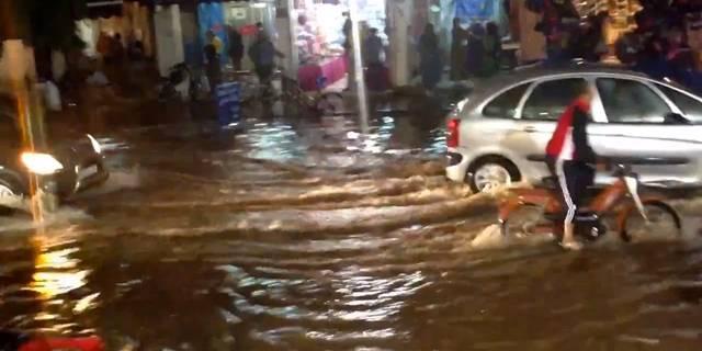 Marrakech: les risques d'inondations sont écartés