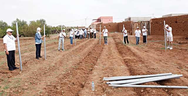 Mars Maroc s engage auprès du monde rural