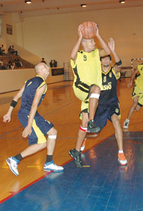 Basket-ball : Déplacement périlleux des Slaouis à Fès