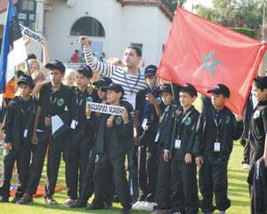 Mazagfoot Academy : Une école pour les jeunes mordus de football