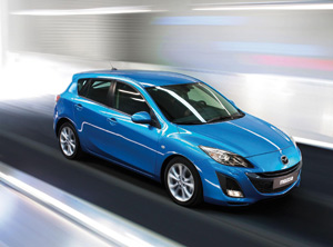 Mazda3 2,2 MZR-CD 185 : C'est elle la plus puissante du lot