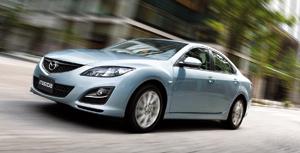 Mazda6 Diesel : Une autonomie sans sushi