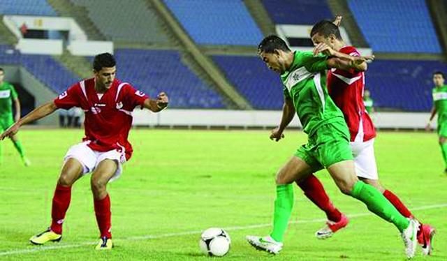 Coupe du Trône : L ASS, le WAF et le RBM en huitième de finale