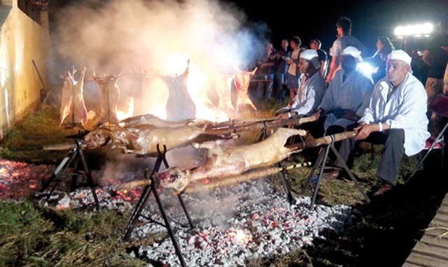 Le Championnat mondial de barbecue a bien eu lieu