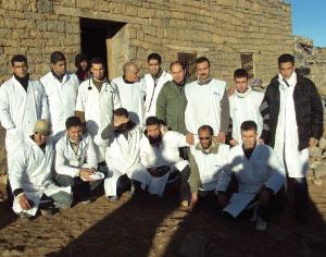 Azilal : des caravanes médicales visitent les contrées isolées