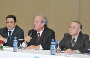 Parti de l'environnement et du développement durable : Ahmed Alami en meeting à Tanger