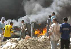Irak : début du Ramadan sanglant