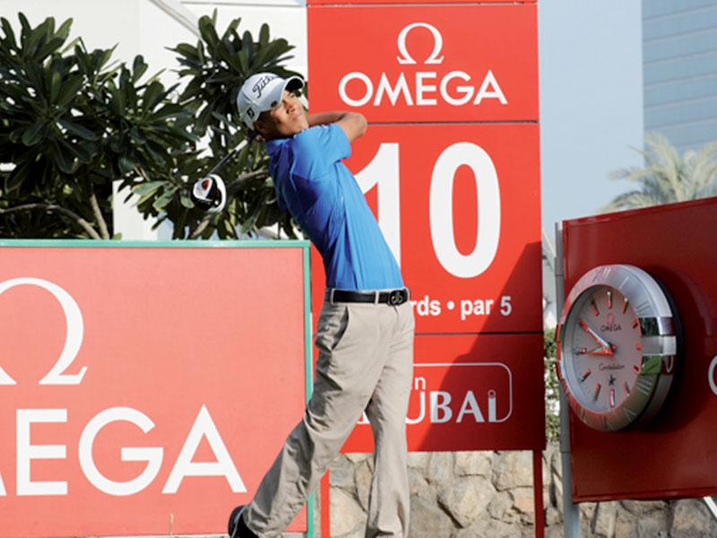 Le Mena Golf  Tour se fraye  une place dans  le golf mondial