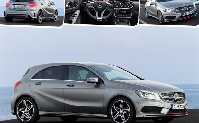 Mercedes Classe A : Une étoile filante !