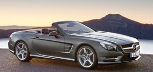 SL 550 2013 : plus belle, plus légère et plus puissante
