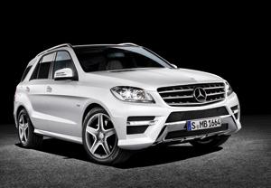 Mercedes Classe M : Le troisième du nom