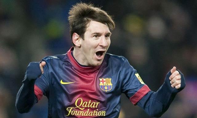Messi de retour à l'entraînement avec le FC Barcelone !