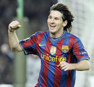 Lionel Messi anéantit Arsenal