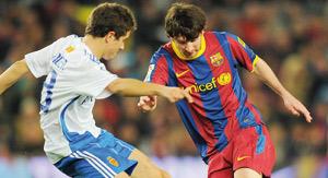 Le Barça assure l'essentiel avant Arsenal