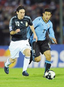 L'Argentine se qualifie sans briller