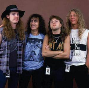 Un nouvel album pour Metallica le 12 septembre