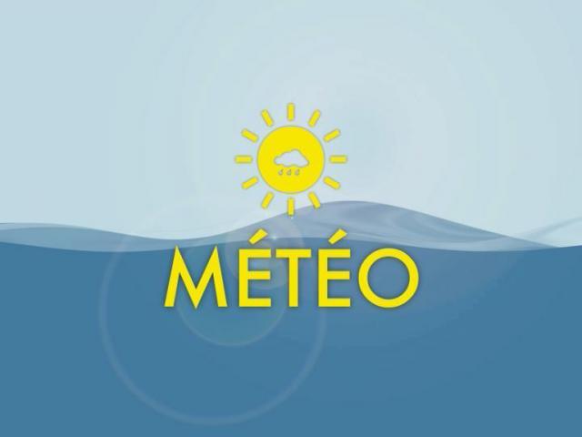 Prévisions météorologiques pour la journée du jeudi 08 novembre