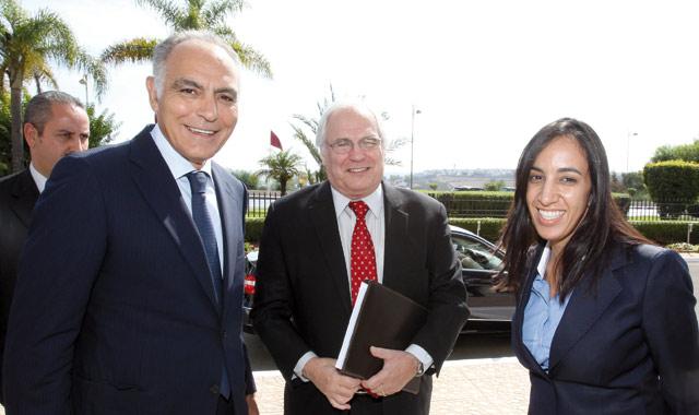 Sahara marocain : Ross s entretient avec Mezouar à Rabat