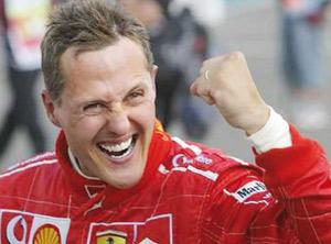F1 : Michael Schumacher prêt à remporter un 8e titre