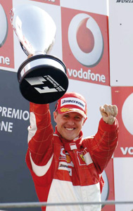 Schumacher renonce à son retour en F1