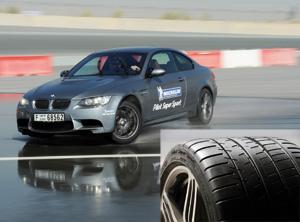 Michelin Pilot Super Sport : Un pneu pour les supercars