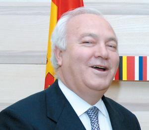 L'Espagne soutient le projet d'autonomie