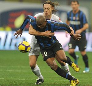 Championnat d'Italie : l'Inter se rassure, l'AC Milan deuxième