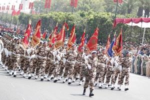 La Chambre des représentants adopte à l'unanimité le projet de loi relatif aux garanties accordées aux militaires