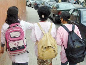 Opération de mobilisation sociale pour l'appui à la scolarité à Nador : Un programme complémentaire pour l'opération «Un million de cartables»