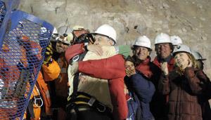 Chili : les mineurs sortent renforcés ou fragilisés, mais changés à jamais