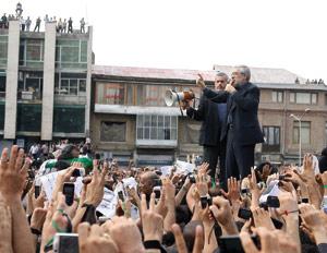 Mir Hossein Moussavi ne désarme pas