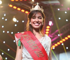 Elle a été désignée samedi dernier : La première Miss Maroc est casablancaise