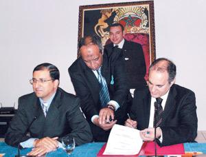 Convention entre Le CRT et la RAM
