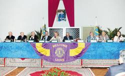 Lions Clubs du Maroc tient sa convention