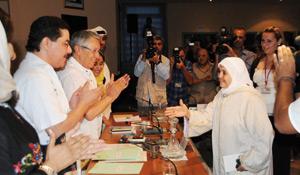 Clôture du 32ème Moussem d'Assilah  : remise des prix aux habitants de la ville